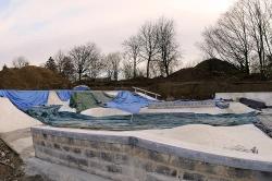 Skatepark Odenthal - Dezember 2013