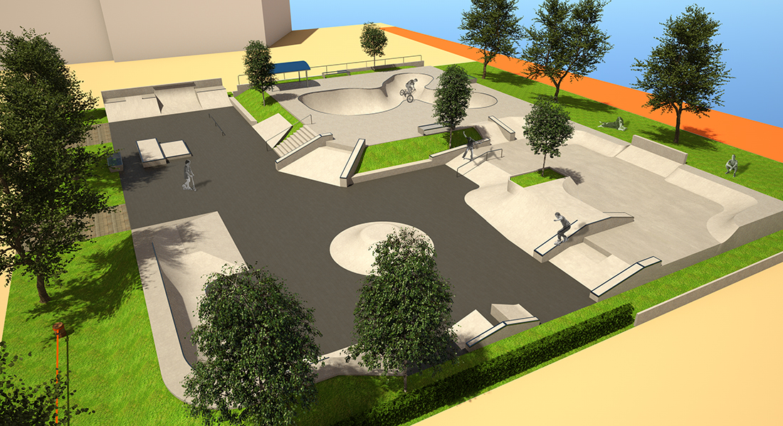 skatepark d lmen workshop und planungen. Black Bedroom Furniture Sets. Home Design Ideas