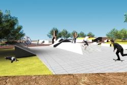 Skatepark Minden, NRW