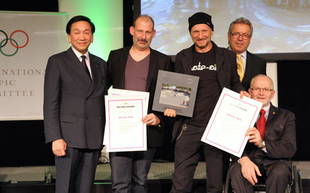 IOC/ IAKS Award 2011