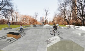 Bike- und Skatepark Köln