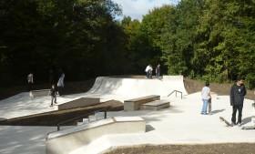 Skatepark Am Sondert, Ratingen