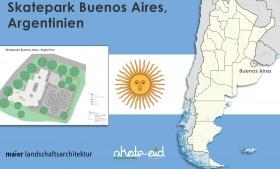 Skatepark Buenos Aires, Argentinien