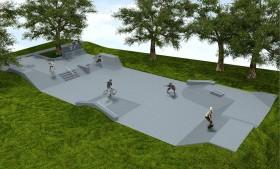 Skatepark in Görlitz
