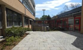 Außenanlagen OGTS Schule Köln-Braunsfeld