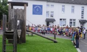 Spielplatz Gemeinschaftsgrundschule Bornheim