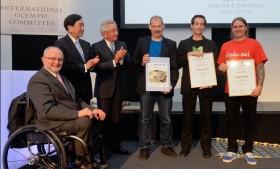 IOC/ IAKS Award 2013
