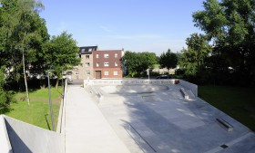 Skatepark Oberhausen-Holten