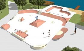 Skatepark Neustadt in Holstein