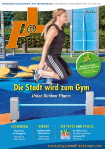 Playground 5/2015 - Cover
