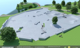 Bike- und Skatepark Wiehl