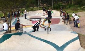 Skatepark Kigali Ruanda, Afrika