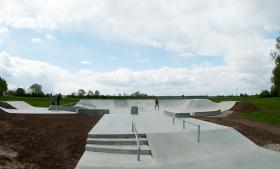 Skatepark Offenburg Nord