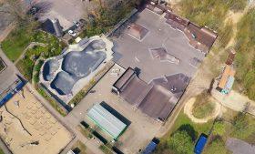 Schlachthof Flensburg – Erweiterung des BMX und Skateparks