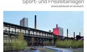 Sport- und Freizeitanlagen – Flyer des Bund Deutscher Landschaftsarchitekten bdlanw