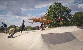 Skatepark Tansania, Afrika