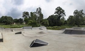 Skatepark Panna, Indien