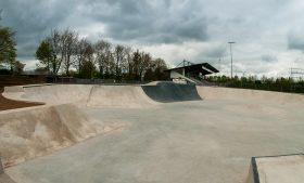 Skatepark im Mehrgenerationenpark Cloppenburg
