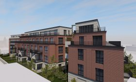 Außenanlagen altersgerechtes Wohnen in Düsseldorf