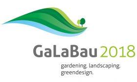 GaLaBau Messe Nürnberg 2018