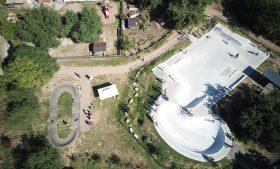 Bike- und Skatepark in Ingelheim am Rhein