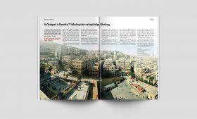 Stadt und Raum / 05.19 / Ein Skatepark in Damaskus!?