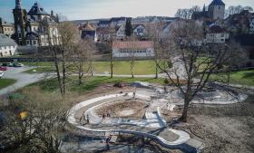 Update Skateparkbau: Büren
