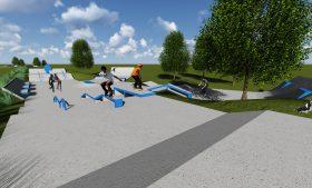 Entwurfsphase Skatepark Kevelaer
