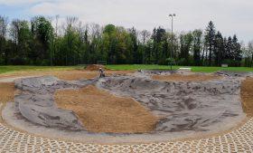 Sicherheitstechnische Abnahme der Pumptracks in Amtzell und Wangen