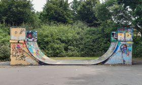 Planungen für den neuen Skatepark in Geilenkirchen