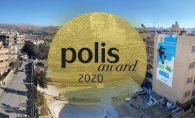 1. Platz beim polis Award 2020 / Lebenswerter Freiraum