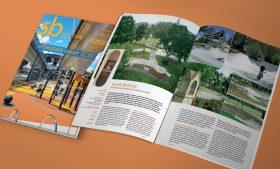 Almeauen Flowpark, Büren im sb Magazin 4-20