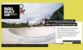 Unser Spiel- und Sportpark in Gummersbach bei Baukultur NRW