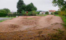 Sicherheitstechnische Abnahme der Dirtanlage in Wehretal