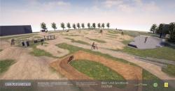 Bike- und Sportpark Bocholt - Erstes Konzept