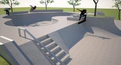 Skatepark Agadier, Marokko