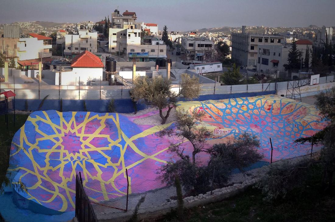 Skatepark Bethlehem Palestine 1