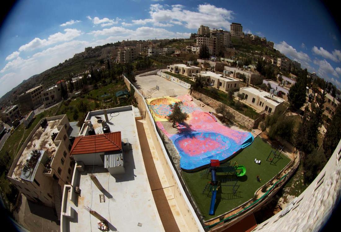 Skatepark Bethlehem Palestine 2