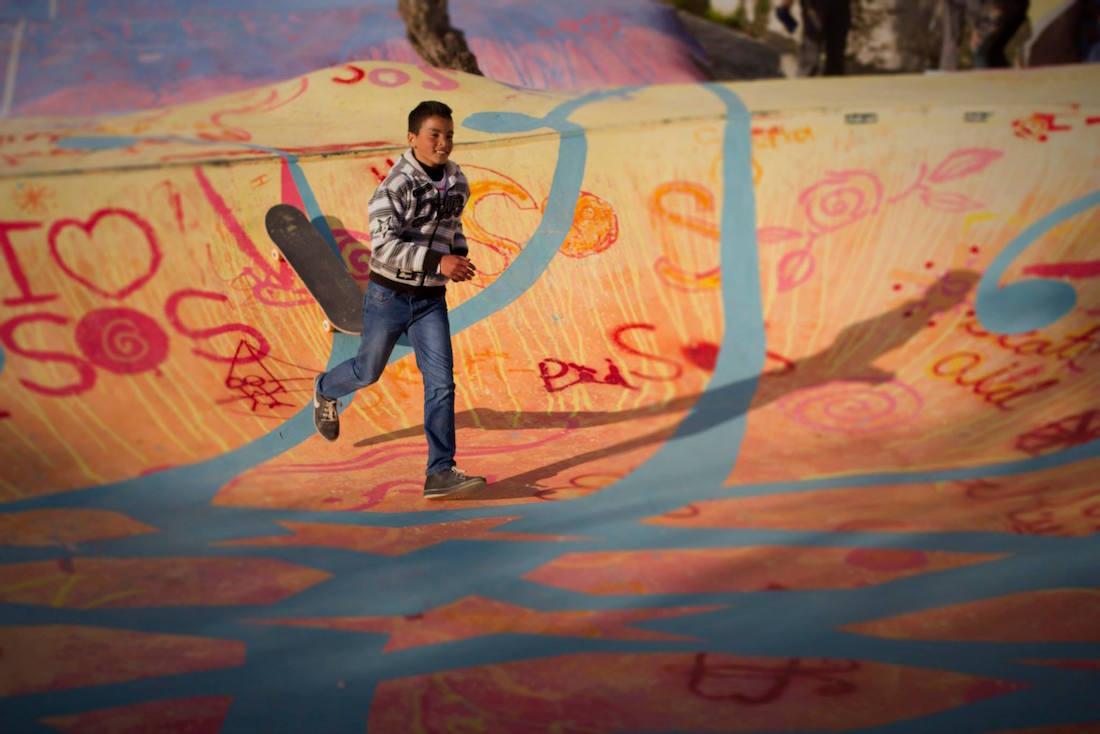 Skatepark Bethlehem Palestine 5