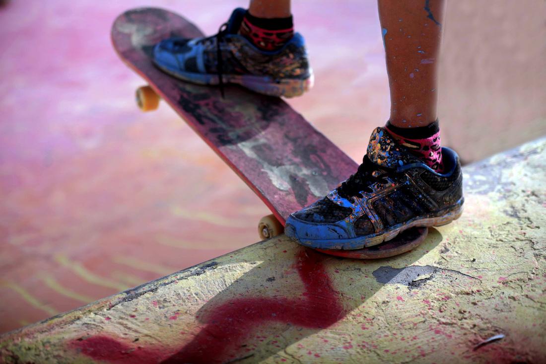 Skatepark Bethlehem Palestine 6