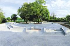 Skatepark Freiburg maierlandschaftsarchitektur 1