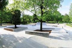 Skatepark Freiburg maierlandschaftsarchitektur 2