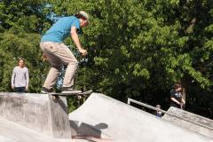 Skatepark Freiburg maierlandschaftsarchitektur 3