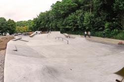 Skatepark Iserlohn Februar 2015