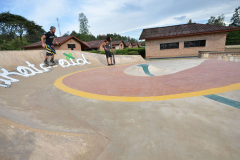 Skatepark Kigali Ruanda SOS maierlandschaftsarchitektur 5