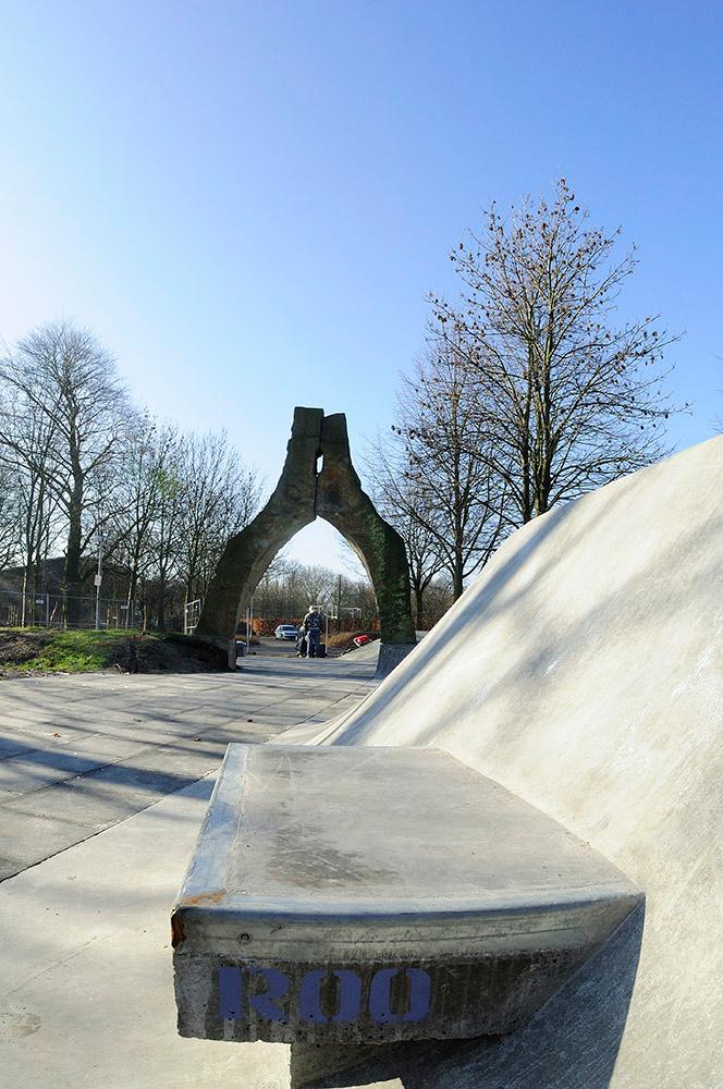 Skatepark Minden 2/2013