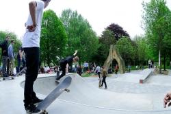 Skatepark Minden Eröffnung