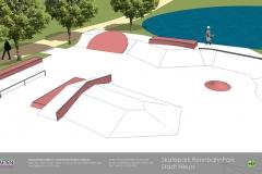 Animation Skatepark Neuss RennbahnPark maierlandschaftsarchitektur 3