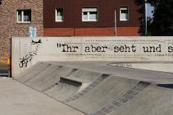Skatepark Oberhausen-Holten 2014