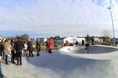 Skatepark Neue Bahnstadt Opladen Leverkusen maierlandschaftsarchitektur 2